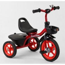 Детский трехколесный велосипед Best Trike BS-1788 резиновые колеса