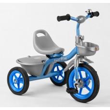 Детский трехколесный велосипед Best Trike BS-2478 резиновые колеса