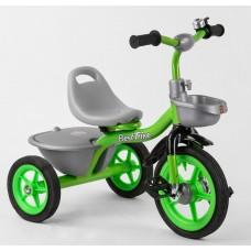 Детский трехколесный велосипед Best Trike BS-3615 резиновые колеса