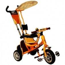 Детский трёхколёсный велосипед Royal Original пена Оранжевый