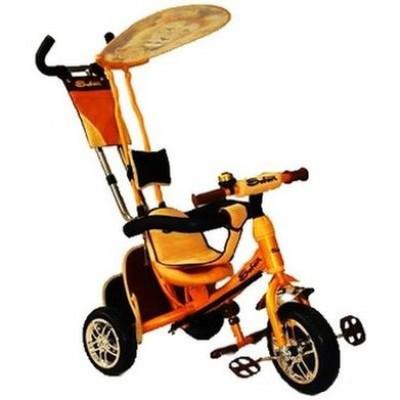 Детский трёхколёсный велосипед Royal пена Оранжевый