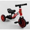 Детский трехколесный велосипед-велобег 2в1 Best Trike 36617 КРАСНЫЙ