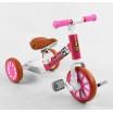 Детский трехколесный велосипед-велобег 2в1 Best Trike 15996 РОЗОВЫЙ