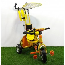 Детский трёхколёсный велосипед Royal Original пена Желтый