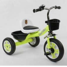 Детский трехколесный велосипед Best Trike LM 3109 САЛАТОВЫЙ