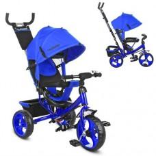 Детский трехколесный велосипед Turbo Trike M 3113-14 Индиго