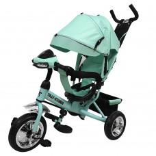 Детский трехколесный велосипед TILLY STORM T-349 Ментол