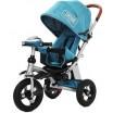 Детский трехколесный велосипед Tilly Travel T-387 Бирюзовый лён