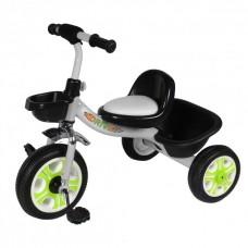 Детский  трехколесный велосипед   DRIVE ORIGINAL Серый