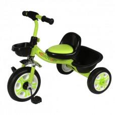 Детский  трехколесный велосипед   DRIVE ORIGINAL Салатовый