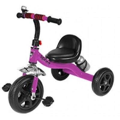 Детский трехколесный велосипед SPRINT Фиолетовый