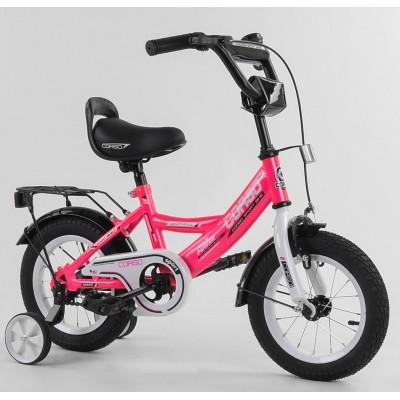 Детский двухколесный велосипед Corso CL-12836 12 дюймов