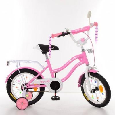 Детский двухколесный велосипед Y1291 Profi Star 12 дюймов