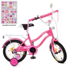 Детский двухколесный велосипед XD1292 Profi Star 12 дюймов