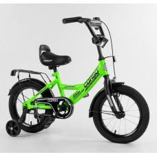Детский двухколесный велосипед Corso CL-14109 14 дюймов