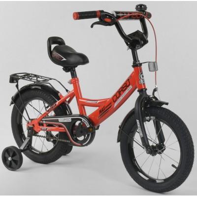 Детский двухколесный велосипед Corso CL-14 D 0106 14 дюймов