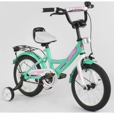 Детский двухколесный велосипед Corso CL-14 D 0211 14 дюймов