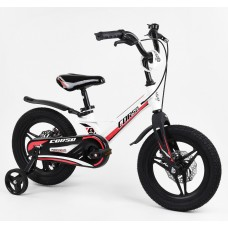 Детский двухколесный велосипед Corso MG-05078 магниевая рама, дисковые тормоза 14 дюймов