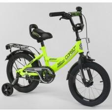 Детский двухколесный велосипед Corso CL-14 D 0671 14 дюймов
