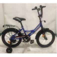 Детский двухколесный велосипед Corso CL-14004 14 дюймов