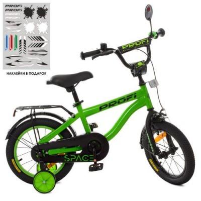 Детский двухколесный велосипед PROF1 SY14152 14 дюймов
