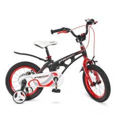 Детский двухколесный велосипед PROFI LMG14201 Infinity 14 дюймов