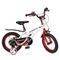 Детский двухколесный велосипед PROFI LMG14202 Infinity 14 дюймов