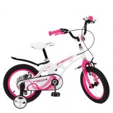 Детский двухколесный велосипед PROFI LMG14204 Infinity 14 дюймов
