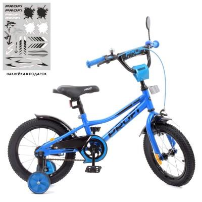 Детский двухколесный велосипед Y14223-1 Profi Prime 14 дюймов