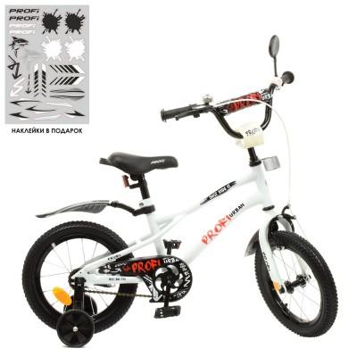 Детский двухколесный велосипед Y14251 Profi Urban 14 дюймов