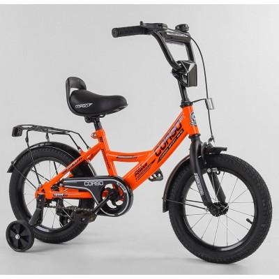 Детский двухколесный велосипед Corso CL-14315 14 дюймов