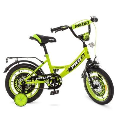 Детский двухколесный велосипед Y1442 Profi Original Boy 14 дюймов
