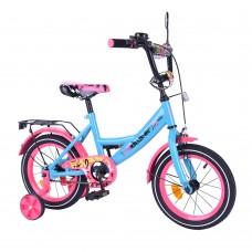 Детский двухколесный велосипед EXPLORER T-214111 14 дюймов
