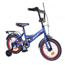 Детский двухколесный велосипед EXPLORER T-214112 14 дюймов