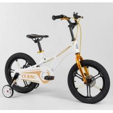 Детский двухколесный велосипед Corso LT-20600 18 дюймов магниевый