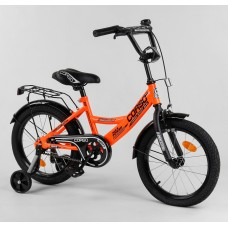 Детский двухколесный велосипед Corso CL-16736 16 дюймов
