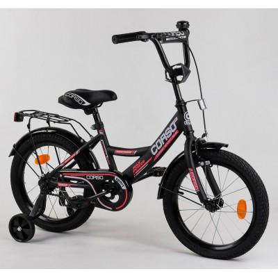 Детский двухколесный велосипед Corso CL-16622 16 дюймов