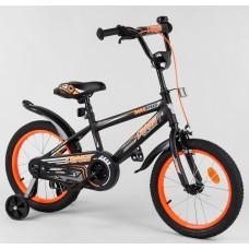 Детский двухколесный велосипед Corso EX-16 N 5667 16 дюймов