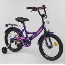 Детский двухколесный велосипед Corso CL-16 P 1177 16 дюймов