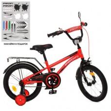 Детский двухколесный велосипед Y16211 Profi Zipper 16 дюймов