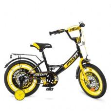 Детский двухколесный велосипед Y1643 Profi Original Boy 16 дюймов