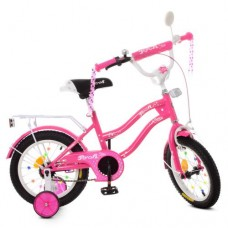Детский двухколесный велосипед XD1692 Profi Star 16 дюймов