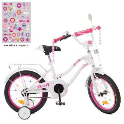 Детский двухколесный велосипед XD1694 Profi Star 16 дюймов