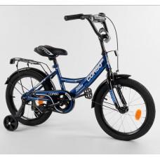 Детский двухколесный велосипед Corso CL-16958 16 дюймов