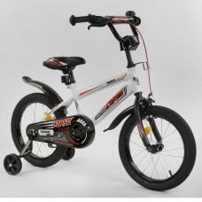 Детский двухколесный велосипед Corso EX-16 N 1803 16 дюймов