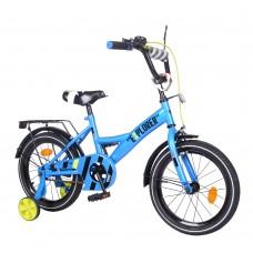 Детский двухколесный велосипед Tilly EXPLORER T-216111 16 дюймов