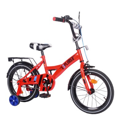 Детский двухколесный велосипед Tilly EXPLORER T-216114 16 дюймов