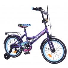 Детский двухколесный велосипед Tilly EXPLORER T-216115 16 дюймов