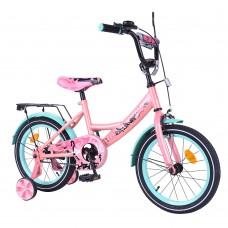 Детский двухколесный велосипед Tilly EXPLORER T-216116 16 дюймов