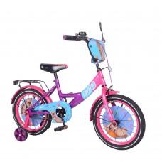 Детский двухколесный велосипед Tilly Cute T-216217 16 дюймов